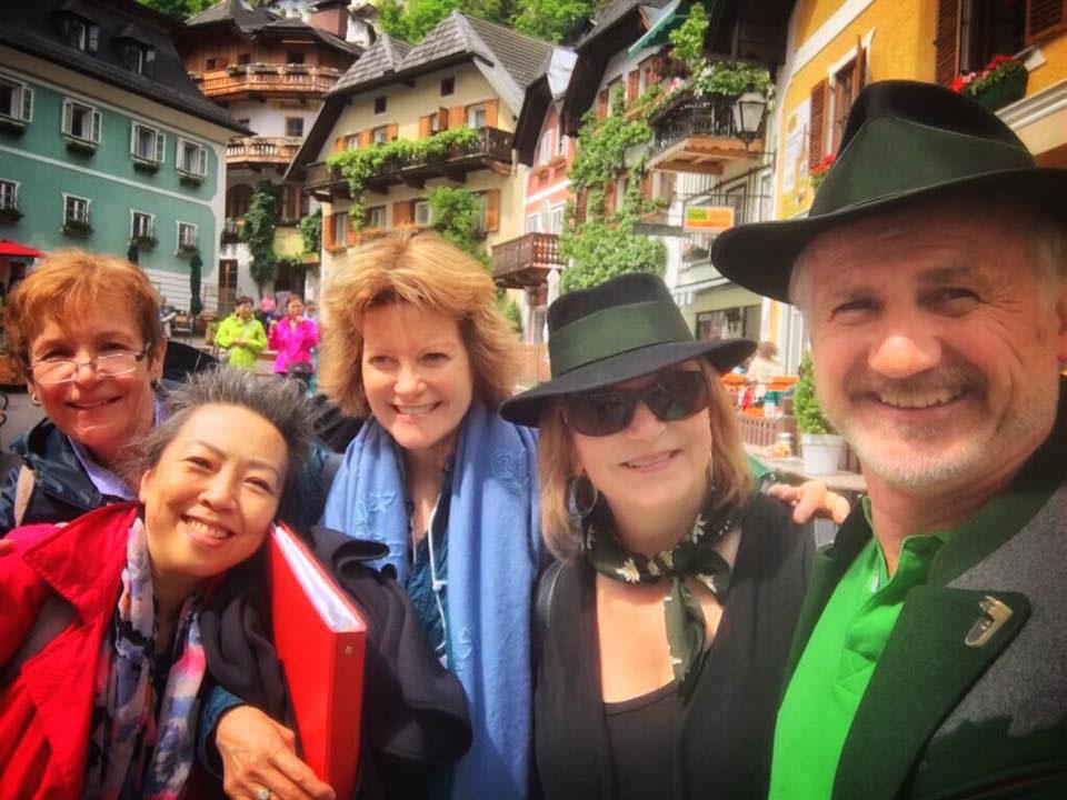 Caroline Myss in Bavaria