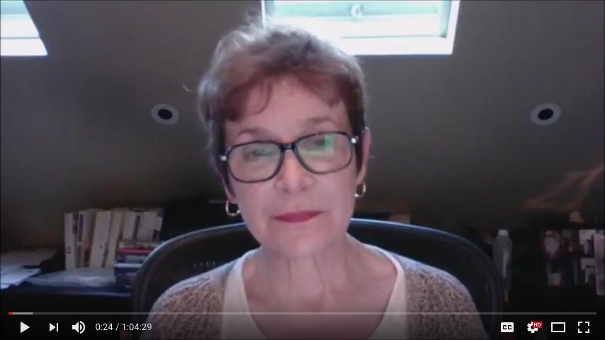 Caroline Myss on Prayer and Mystical Experiences