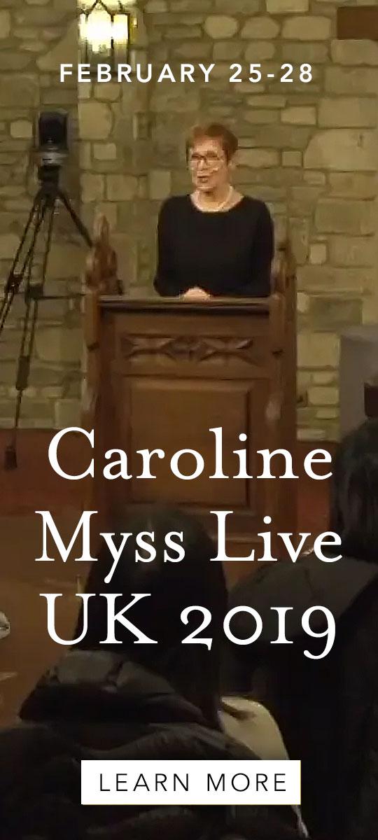 Caroline Myss Live UK 2019