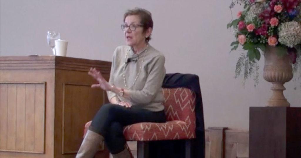 Caroline Myss in Sedona 2019