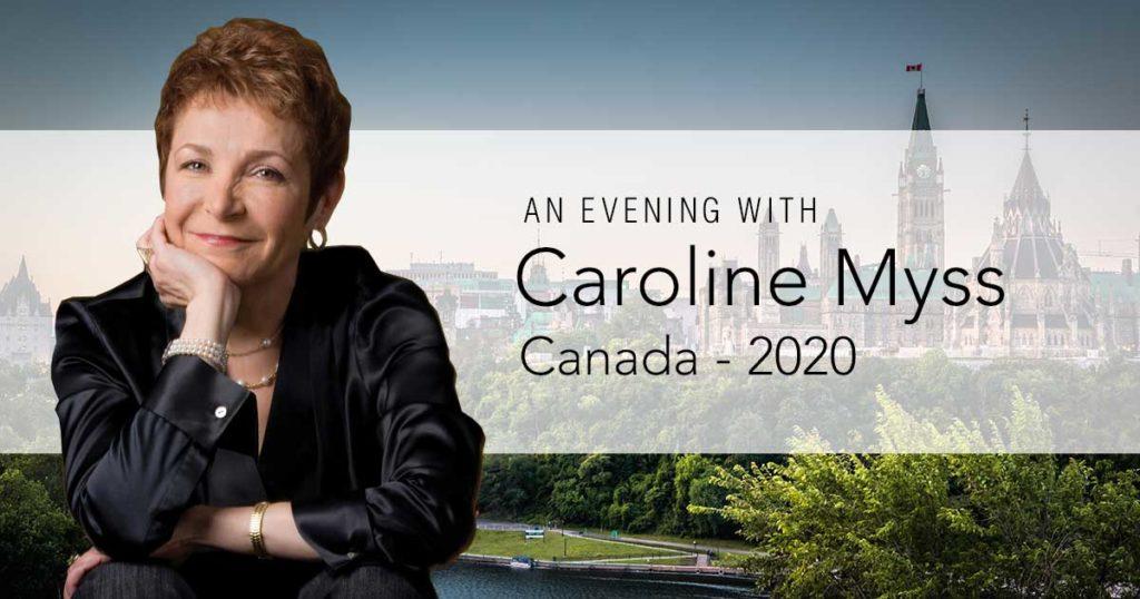 Caroline in Canada