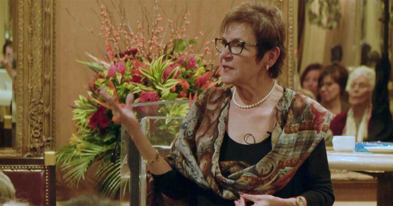 Caroline speaks in Vancouver