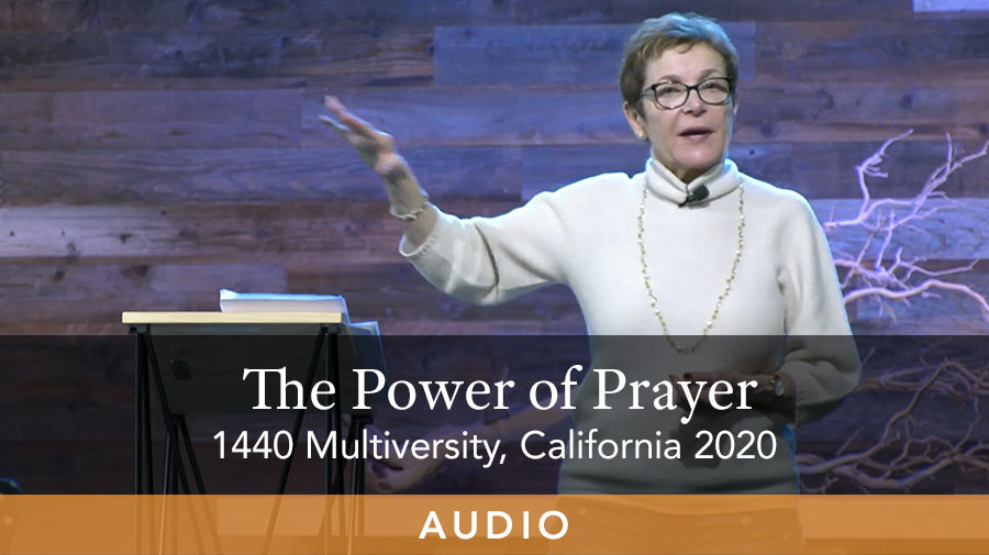 Power of Prayer Audio