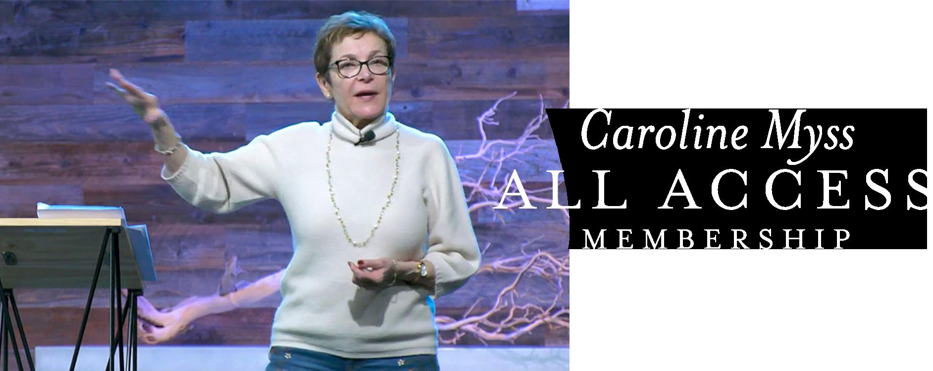 Caroline Myss All Access Membership
