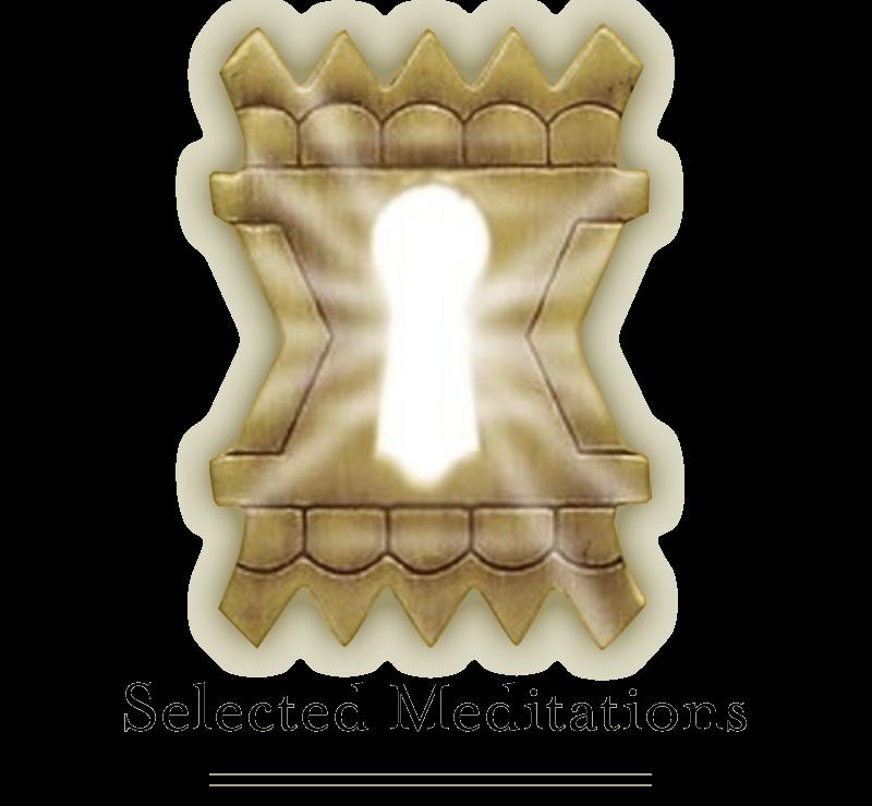 Selected Meditations