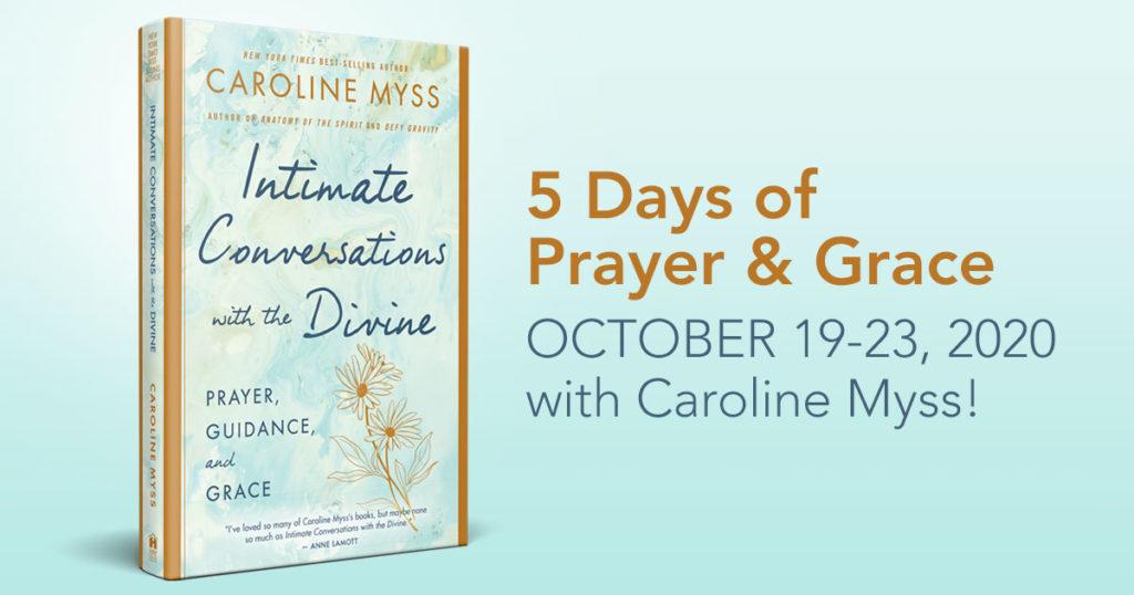 5 Days of Prayer & Grace