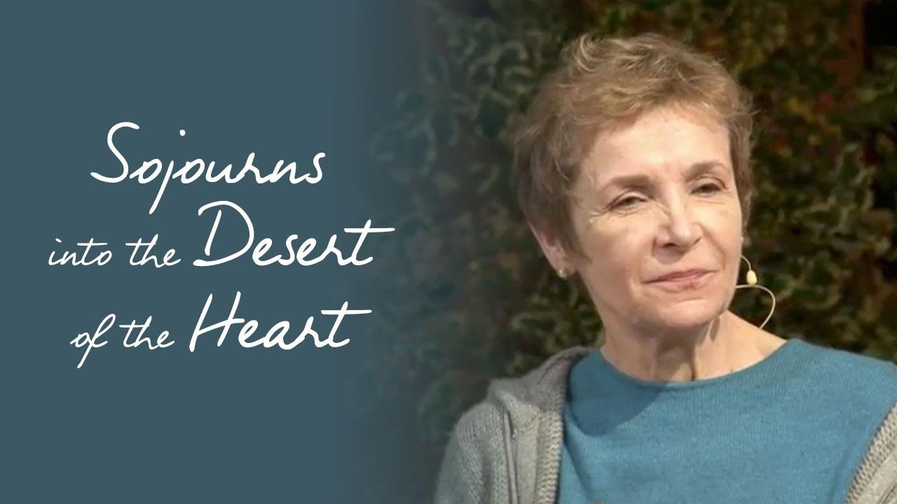 Caroline Myss - Sojourns into the Desert of the Heart