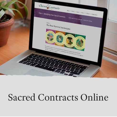 Sacred Contracts Online